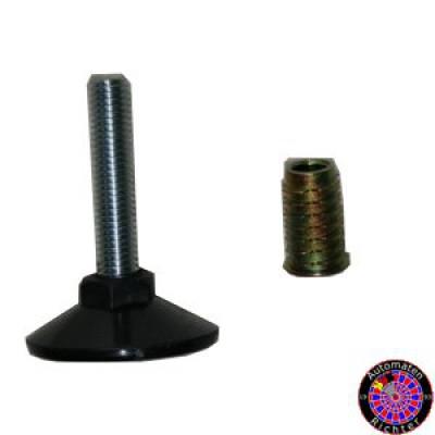 Stellfuss Dart Kit  M10