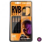 Soft Dartpfeil Set Target - Raymond van Barneveld Black Brass
