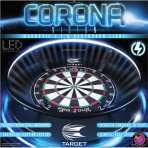 Target Corona Vision LED Dartboard Beleuchtung