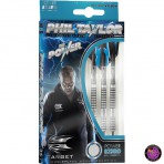 Steel Dartpfeil Set Target - Phil Taylor Power 8Zero