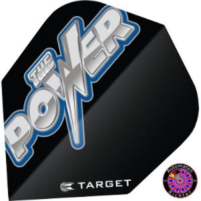 Target Pro 100 Flight - Phil Taylor Power Silver Lightning