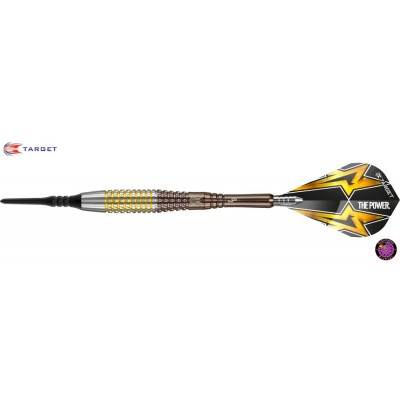 Soft Dartpfeil Set Target - Phil Taylor Power 9Five Gen 3