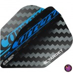 Target Vision Ultra Ghost+ Flight - Carrera Blau No.6