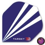 Target Match 75 Flight Standard - Target Logo Blau