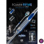 Steel Dartpfeil Set Target - Phil Taylor Power 9Five Gen 2