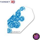 Target Pro 100 Flight Slim - Blau