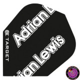 Target Pro 100 Flight Standard - Adrian Lewis - Schwarz