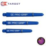 Target Pro Grip Schafte - Blau