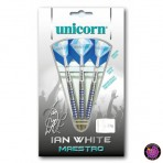 Soft Dartpfeil Unicorn - Maestro Premier Natural Ian White