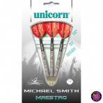 Steel Dartpfeil Unicorn - Maestro Natural Michael Smith