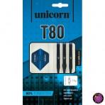 Soft Dartpfeil - Unicorn Core XL T80 - 17 Gramm
