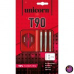 Steel Dartpfeil Set - Unicorn Core XL T90 Style 1