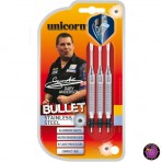 Soft Dartpfeil Set Unicorn - Bullet Stainless Steel Gary Anderson