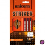 Steel Dartpfeil Set - Unicorn Core XL Striker - 24 Gramm