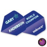 Authentic.100 Flight Big Wing Gary Anderson