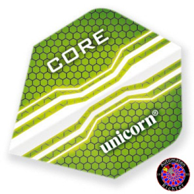Unicorn Core 75 Flights Plus - Grün