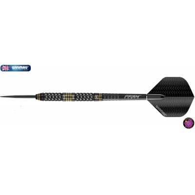 Steel Dartpfeil Set - Winmau Aspria Dual Core