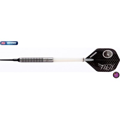 "Soft Dartpfeil Set - Winmau Mark ""Spiderman"" Webster"