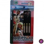 "Soft Dartpfeil Set - Winmau World Champion Trina ""Golden Girl"" Gulliver"