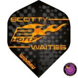 Winmau Embossed Standard Player Flight - Scott Waites