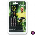 Steel Dartpfeil Set - XQ Max Darts Messing Tulook Michael van Gerwen